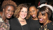 Disaster! – Opening Night – Capathia Jenkins – Mary Testa – Brenda Braxton – Lillias White
