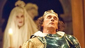 Mark Rylance as King Richard III  in Richard III