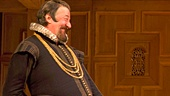 Stephen Fry as Malvolio, Paul Chahidi as Maria &  Mark Rylance as Olivia inTwelfth Night