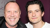 Celebs at Romeo and Juliet - Michael Kors - Orlando Bloom