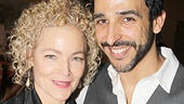 Cheri – Opening Night - Amy Irving – Amir Arison