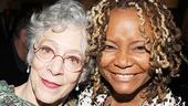 Cheri – Opening Night – Martha Clarke – Tonya Pinkins