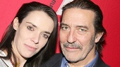 Ciaran Hinds and Caoilfhionn Dunne play a couple thrown together by violence in Conor McPherson's The Night Alive.