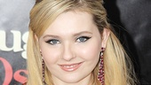 August: Osage County – Movie Premiere - Abigail Breslin