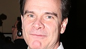 Peter Scolari shows off the cap worn 'round the world!