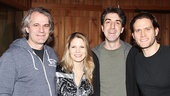 Bridges of Madison County – Album Recording – Bartlett Sher - Kelli O'Hara - Jason Robert Brown - Steven Pasquale