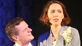 <I>Machinal</I>: Show Photos - Michael Cumpsty - Rebecca Hall
