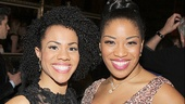 <I> Beautiful: The Carole King Musical</I>: Opening - Alysha Deslorieux - Rashidra Scott