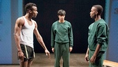 The Loneliness of the Long Distance Runner - Show Photos - Sheldon Best - Eshan Bay - Joshua E. Nelson