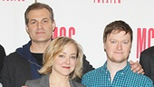 Hand to God - Meet and Greet - Sarah Stiles - Michael Oberholtzer - Marc Kudisch - Geneva Carr - Steven Boyer - Moritz von Stuelpnagel - Robert Askins