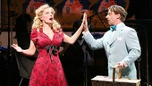 Little Me - Show Photos - Rachel York - Christian Borle