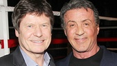 Rocky - Stallone - Frist Preview - OP - Bill Taylor - Sylvester Stallone
