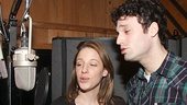 Beautiful stars Jessie Mueller & Jake Epstein