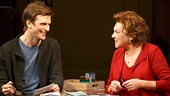 Frederick Weller as Cal Porter & Tyne Daly as Katharine in Mothers and Sons