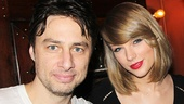 Zach Braff - Taylor Swift