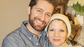 Bridges star Kelli O'Hara reunites with her fellow South Pacific and The Light in the Piazza alum Matthew Morrison.