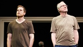 Michael C. Hall as John & Tracy Letts as Bob in The Realistic Joneses