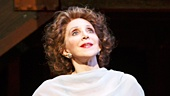 Santino Fontana as Moss Hart & Andrea Martin as Beatrice Kaufman in Act One
