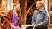 Estelle Parsons as Alexandra & Stephen Spinella as Chris in The Velocity of Autumn