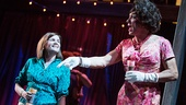 Mare Winningham as Rita & Patrick Page as George/Valentina in Casa Valentina