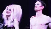 Hedwig's Neil Patrick Harris and Lena Hall take a bow.