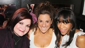 After Midnight - Backstage - OP - 4/14 - Faith Prince - Marissa Jaret Winokur - Nikki M. James