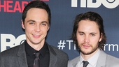 The Normal Heart – Movie Premiere – OP – 5/14 - Jim Parsons - Taylor Kitsch