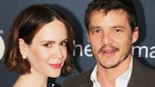 The Normal Heart – Movie Premiere – OP – 5/14 - Sarah Paulson - Pedro Pascal