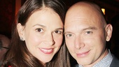 Drama Circle Awards - OP - 5/14 - Sutton Foster - Michael Cerveris