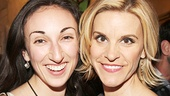 If/Then star Jenn Colella enjoys a date night with her girlfriend Siobhan.