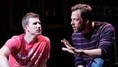 Matt Dickson as Lucas & Ken Barnett as Dennis in Too Much Sun