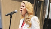 The Bridges of Madison County alum Kelli O'Hara sings a tune.
