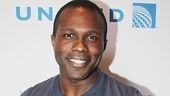 Tony-nominated Violet star Joshua Henry.