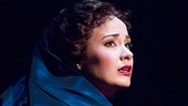 Sierra Boggess as Christine in The Phantom of the Opera. Photo by Matthew Murphy