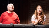 Stephen McKinley Henderson as Pops & Rosal Colon as Lulu in Between Riverside and Crazy