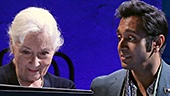 Rosemary Harris as Eleanor & Bhavesh Patel as Anish Das in Indian Ink