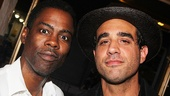 The Motherf*cker with the Hat reunion! Chris Rock and Bobby Cannavale catch up.
