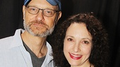 Frasier favorites and Tony winners David Hyde Pierce and Bebe Neuwirth catch up.