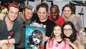 Cliff Saunders, Keala Settle and the Les Miz gang are ready to make some money!