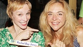 We'd love to see Pippin stars Charlotte d'Amboise and Rachel Bay Jones switch roles for an evening!