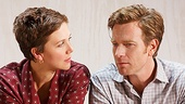 Maggie Gyllenhaal as Annie & Ewan McGregor as Henry in The Real Thing