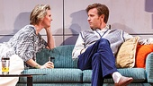 Cynthia Nixon as Charlotte & Ewan McGregor as Henry in The Real Thing