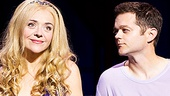 Rachel Bay Jones as Catherine & Josh Kaufman in Pippin