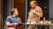 Austin Lysy as John & Michael Chernus as Sam in Lips Together, Teeth Apart