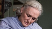 Glenn Close as Agnes & John Lithgow as Tobias in A Delicate Balance