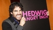 Hedwig and the Angry Inch - Meet The Press - 4/15 - Darren Criss
