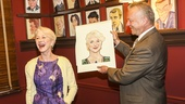 Helen Mirren - Sardi's - The Audience - 5/15 - Max Klimavicius