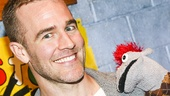 Hand to God - Backstage  - 6/15 - James Van Der Beek