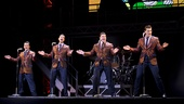 Jersey Boys - National Tour - Production Photos - 2015
