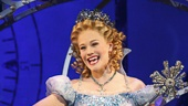 Carrie St. Louis as Glinda in Wicked
